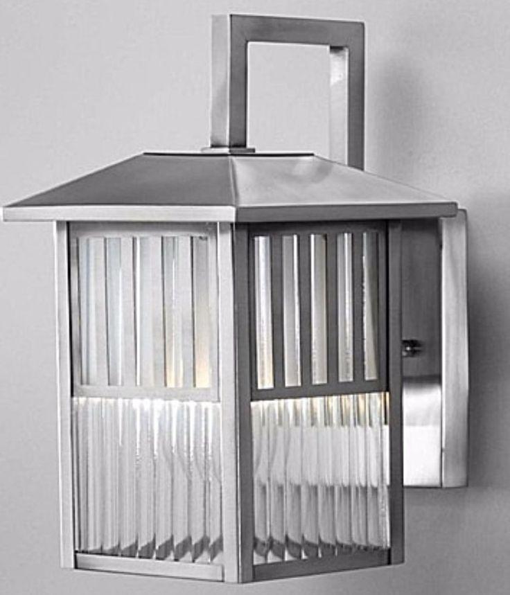 #silver #wall #light