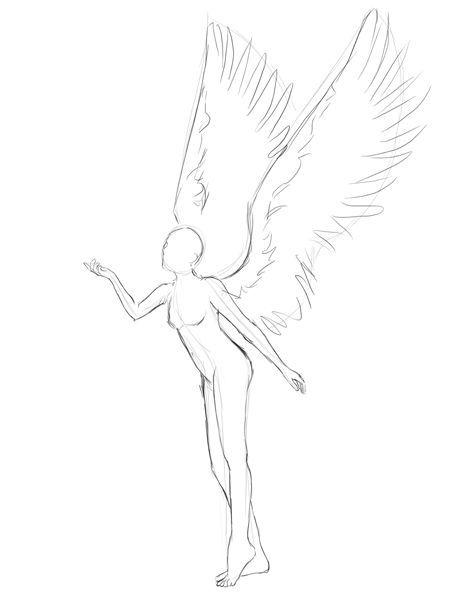 dean_prem_angel_002.jpg (450×600) | Drawing Body …