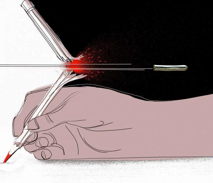 Τα μολύβια νικούν τα όπλα - Καταπληκτικά σκίτσα από όλο τον κόσμο | AlfaVita - Εκπαιδευτικό Ενημερωτικό Δίκτυο