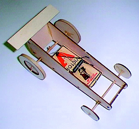 how to build a mousetrap car for science class