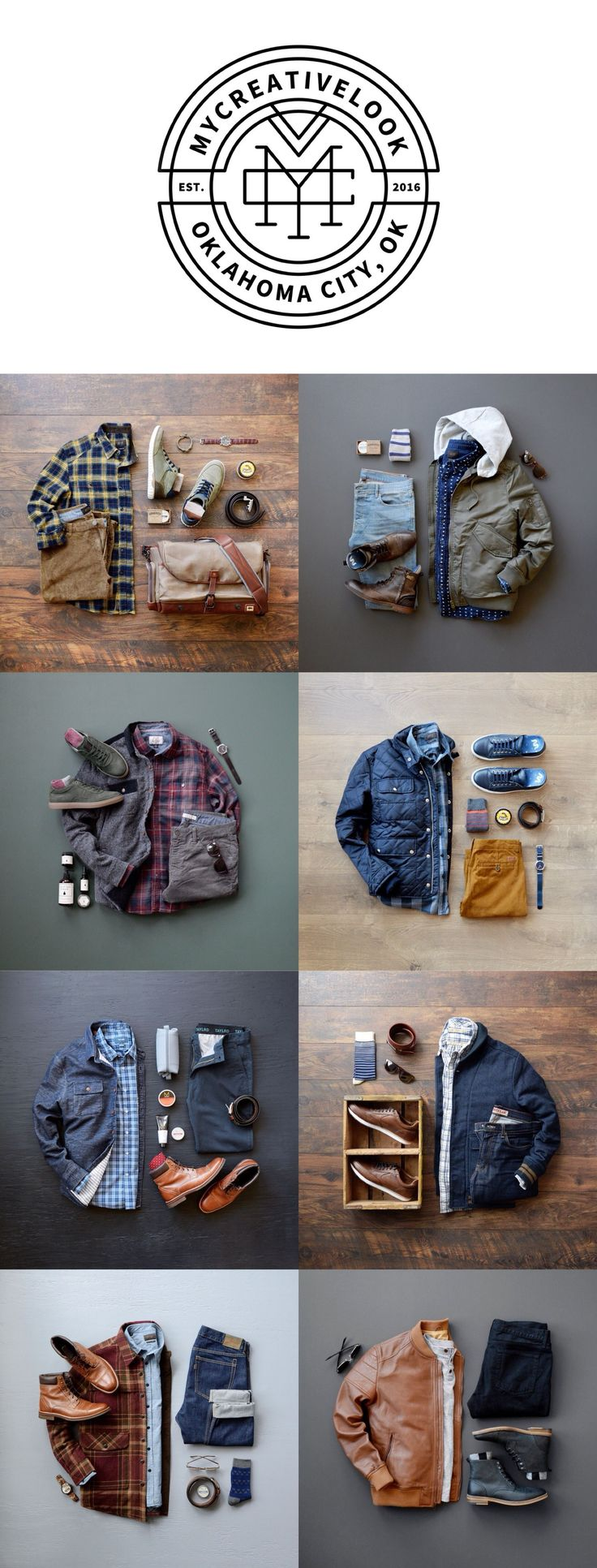 Update Your Style & Wardrobe by checking out Men's collections from MyCreativeLook | Casual Wear | Outfits | Winter Fashion | Boots, Sneakers and more. Visit mycreativelook.com/ #wardrobe #mensfashion #mensstyle #grid #clothinggrids #sneakersoutfit #men'scasualoutfits