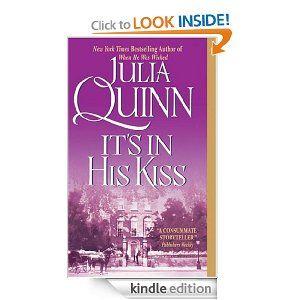 Amazon.com: It's In His Kiss (Bridgertons) eBook: Julia Quinn: Books