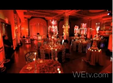 Wedding Ceremony And Reception In Prince George Ballroom Vegas Themed