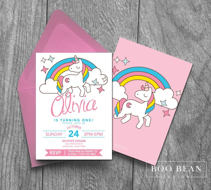 Unicorn Birthday Invitation | Printable Invitation | Unicorn Invitation | Unicorn Party | Pony Party | Unicorn Party Invitation Pony Invite by BooBeanDesign on Etsy