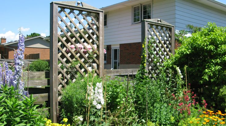 creative fences pictures | Fence Privacy Ideas 7 - Empress of Dirt