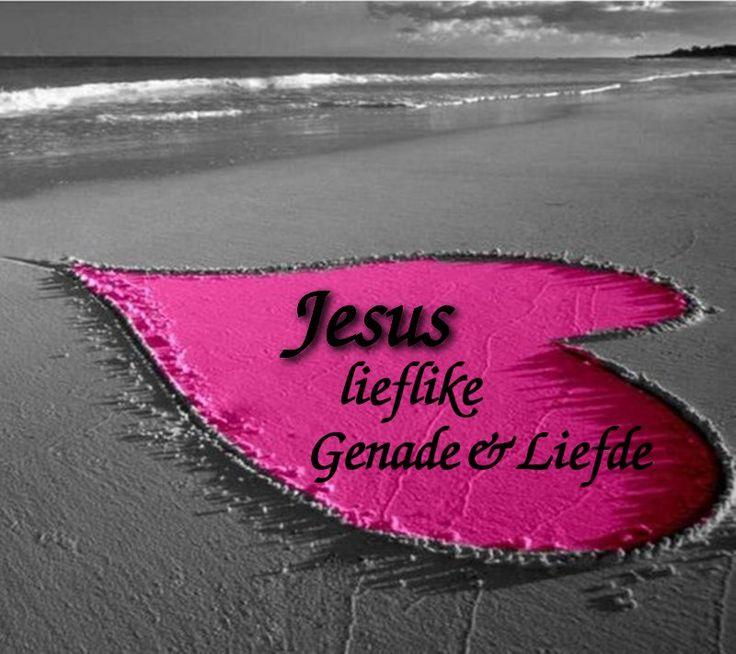 Christelike Boodskappies: Genade en Liefde