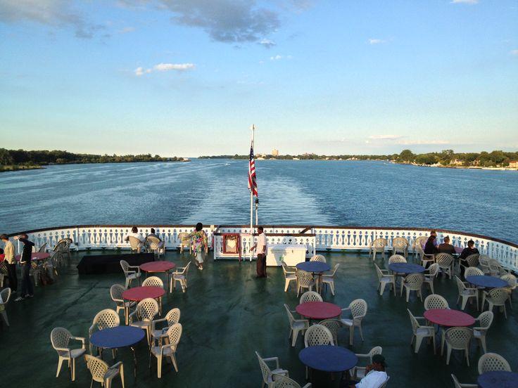 AFAR.com Highlight: See Detroit via the River on the Historic Detroit Princess by Kirsten Alana