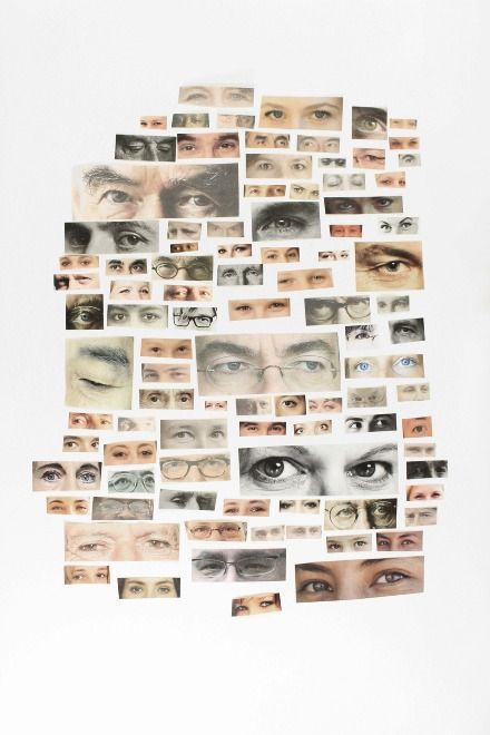 fascination - www.jetskevisser.nl. i have always wanted to do a collage of eyes with all my pictures