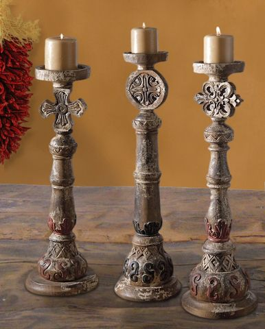 Spanish Candle Holders Candlestick Holders Pinterest