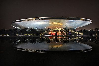 MusicDish e-Journal - Mercedes-Benz Extends Naming Rights Partnership For Mercedes-Benz Arena In Shanghai
