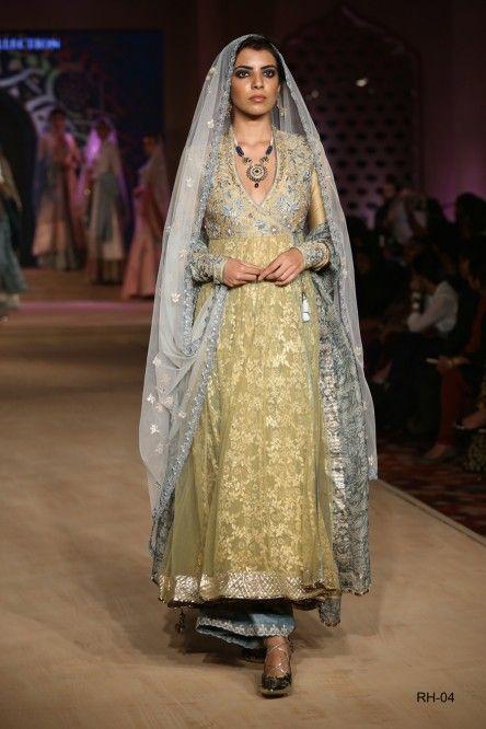 Indian Fashion - Bajirao Mastani collection by Anju Modi Model -...