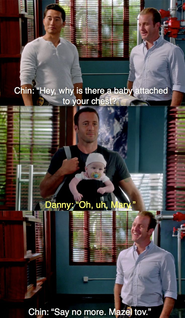 Loved this episode! Uncle Steve!  Hawaii Five-O