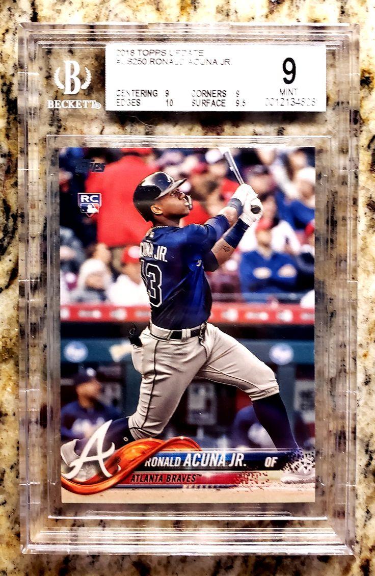 Rookie Card Ramblings in 2020 Cards, Baseball, Atlanta