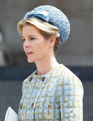 Viscountess Linley, June 10, 2016 in Rachel Trevor Morgan | Royal Hats
