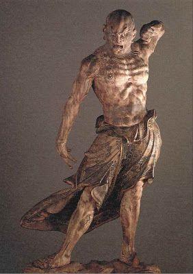 「流浪の画家」の隆くん: 〇興福寺・国宝館の仏像群から好きな仏像の絵葉書だけを買ってきた。
