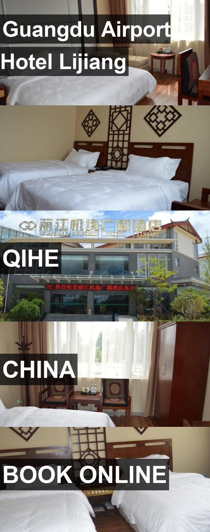 Guangdu Airport Hotel Lijiang in Qihe, China. For more information, photos, reviews and best prices please follow the link. #China #Qihe #travel #vacation #hotel