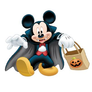 Mickey Mouse Clip Art | Mickey Mouse Halloween Clipart