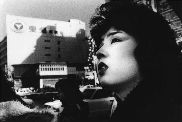 Daido Moriyama, Tokyo, Japon, 1984