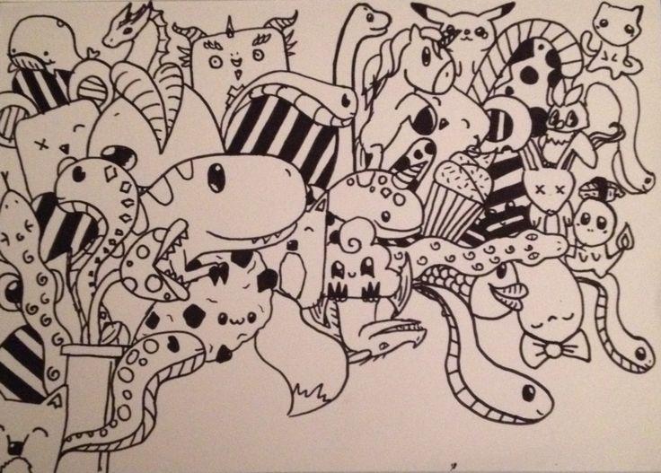 Nog een doodle