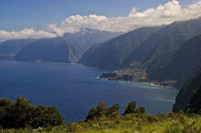 Madeira in February!