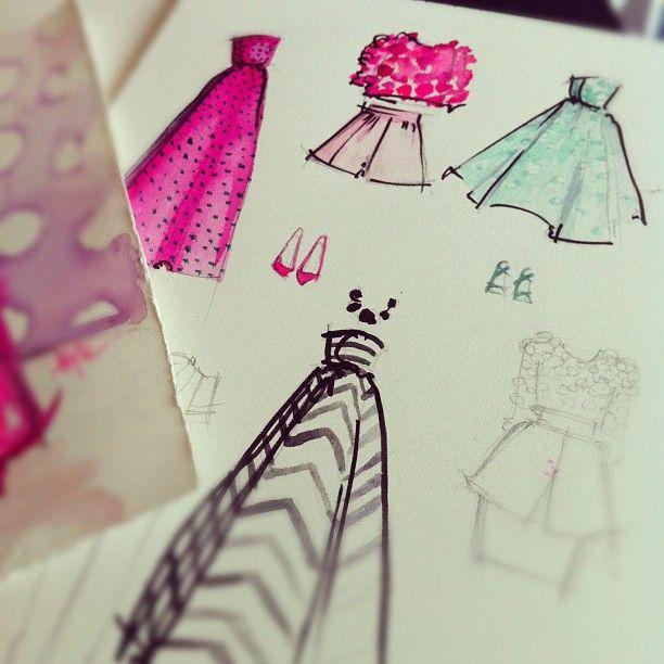 Fashion illustrations ♡