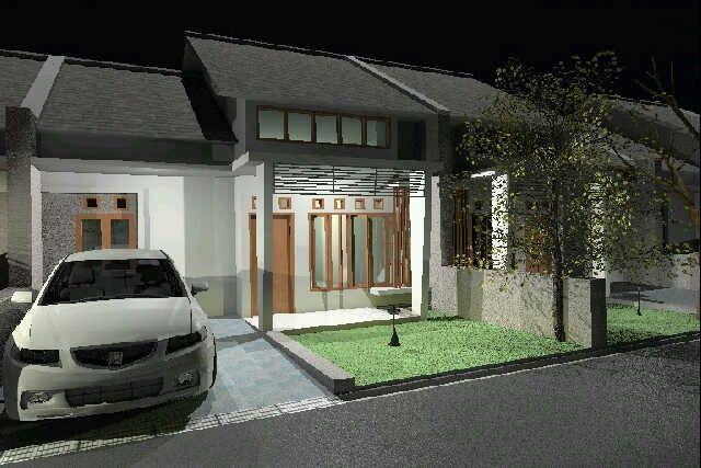 Simple housing