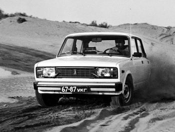 "ВАЗ 2105 ""Жигули"" Предсерийный '1978"