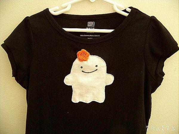 more diy halloween shirts - Homemade Halloween Shirts