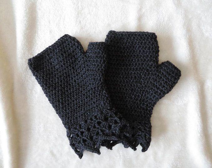 Fingerless Gloves Fingerless Mitts Accessories Handmade Gloves Texing Gloves