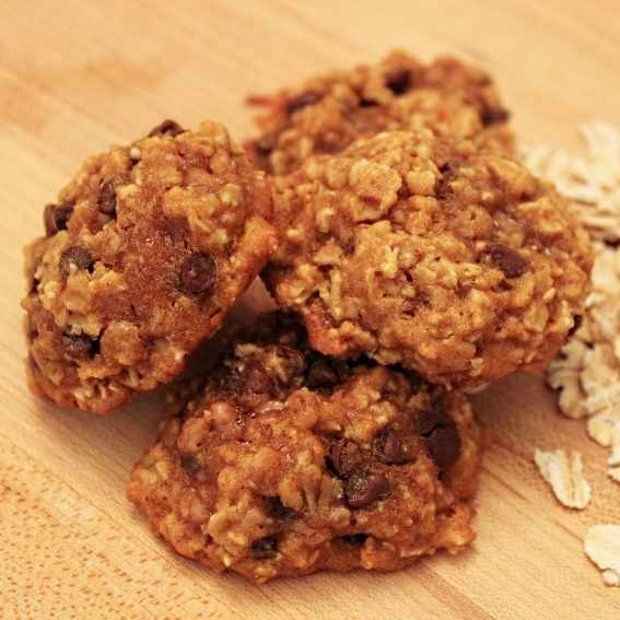 Pumpkin Oatmeal Cookies | Pumpkin Lover | Pinterest