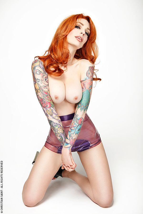 Are vanessa lake inked tattoo girl