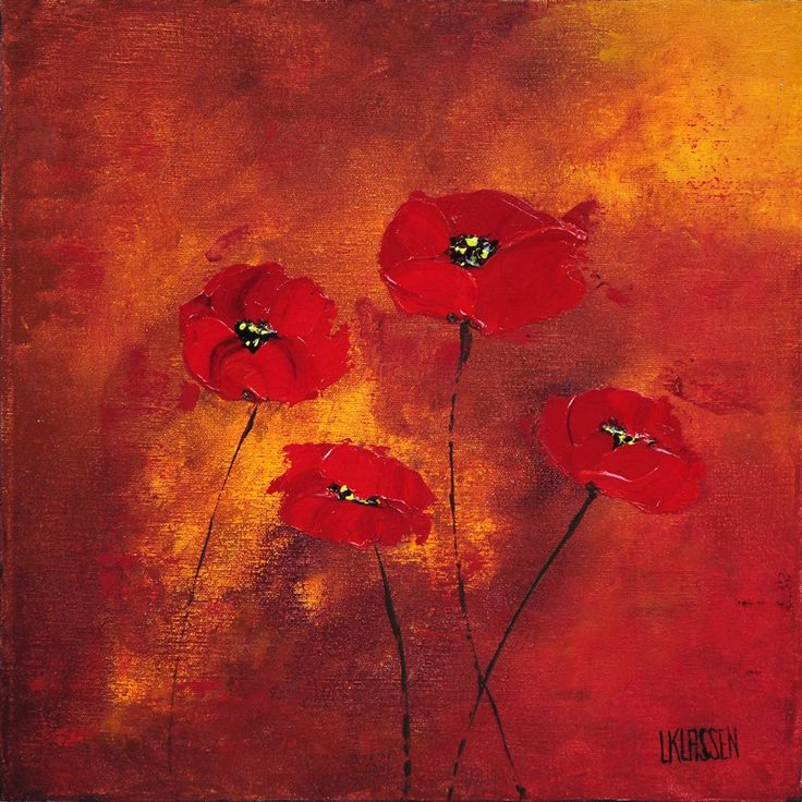 Lest We Forget, Acrylic on Canvas, 16 x 16 inches