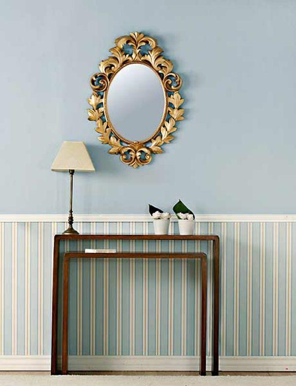 Ein Gang ist der erste Raum,den die Besucher sehen. Außerdem hat er normalerweise viele Funktionen.Ideen für Installation von Spiegeln...