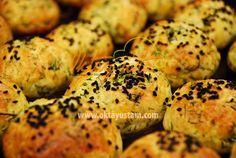Mısır Unlu Dere Otlu Poğaça | Oktay Ustam İlk Yemek Tarifleri Resmi Web Sitesi