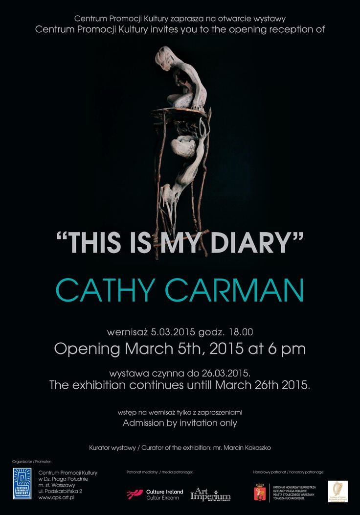 This is my Diary - Cathy Carman