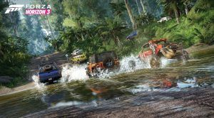 Forza Horizon 3 demo looks great on the Xbox One PC players have to wait