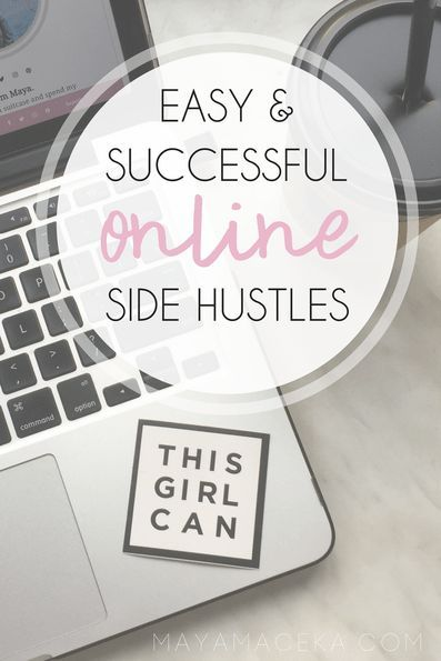 5 Successful Online Side Hustles for Millennials   Want to start earning money online and building up a side hustle? Calling all millennials and entrepreneurs! This guide details the 5 different side hustles that have brought me success. Click through to read all about my methods...