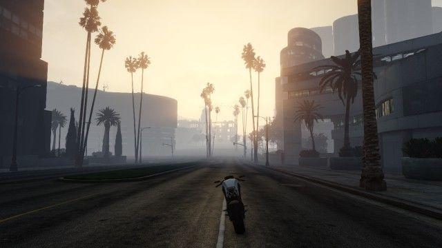 Foggy LS Morning
