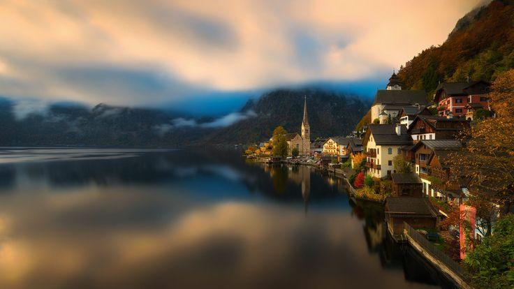 Autumn Morning in Hallstatt... by Pawel Kucharski on 500px