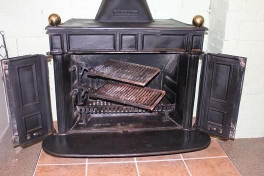 Wood Stoves Franklin Stove And Stove On Pinterest