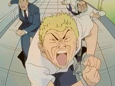 gto great teacher onizuka gif  Top 10 Anime to watch when you fell bored   Anime Lap