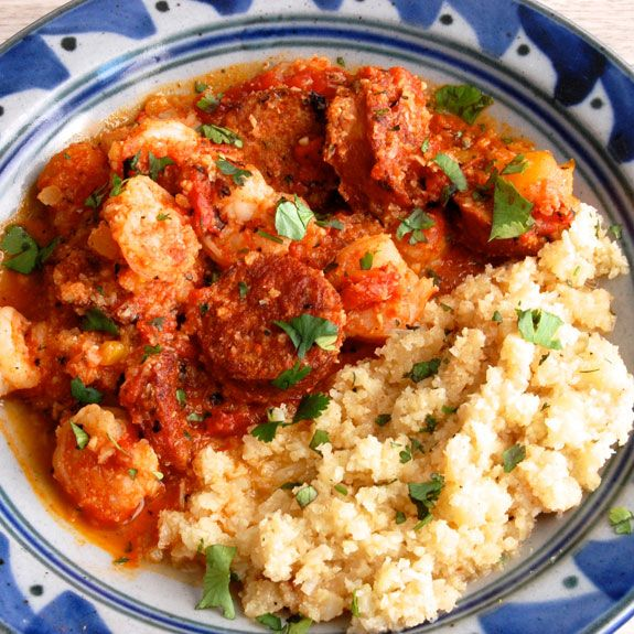 Hearty Jambalaya- try this! Perfect for a cold day.