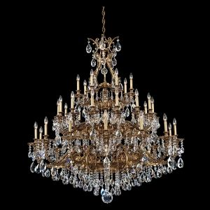 Best 25 schonbek lighting ideas on pinterest crystal chandelier schonbek lighting 6967 sophia 35 light chandelier this thing costs as much as a bmw aloadofball Image collections
