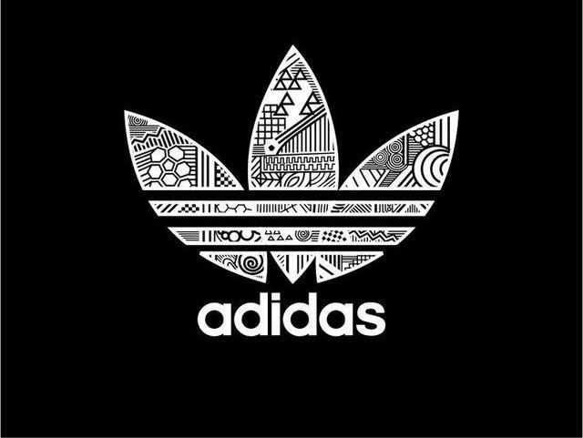 Pin By Bbyguuurl On Logo Cartoon Adidas Logos Adidas Logo