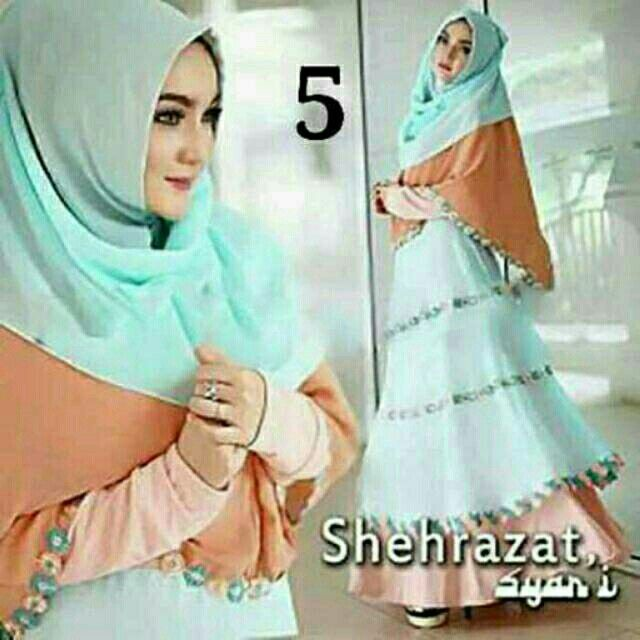 Saya menjual Shehrazat syari peach tosca seharga Rp165.000. Dapatkan produk ini hanya di Shopee! http://shopee.co.id/alunashop/4347275 #ShopeeID