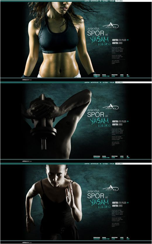 8b44f16eb34a 25 Sports Website Designs For Your Inspiration