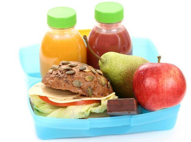 20 meriendas saludables para ni os los ni os deben comer - Como preparar una cena saludable ...