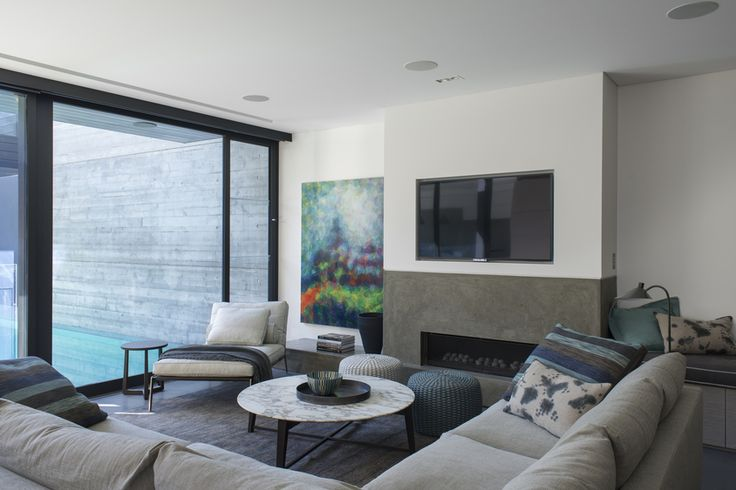 The integration of elements in this home were carefully selected and designed to achieve a cohesive whole.