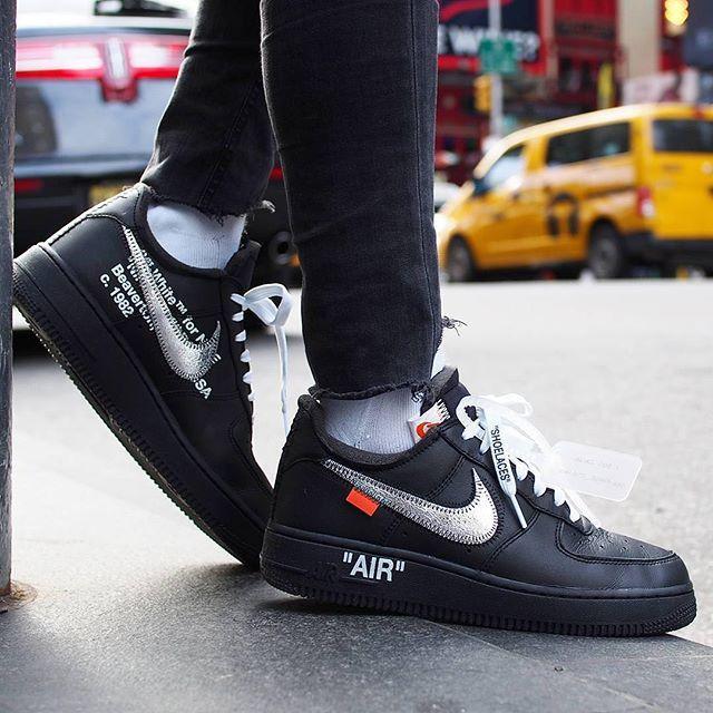 Hypebaekicks Get An On Feet Look At Virgilabloh X Nike S Air