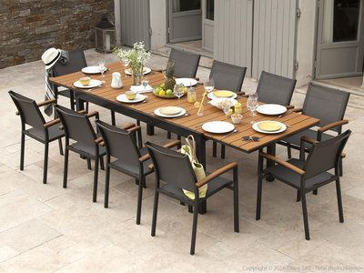Top 25+ best Table salon de jardin ideas on Pinterest | Table de ...